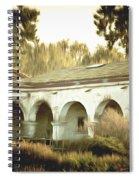 San Juan Capistrano California Spiral Notebook