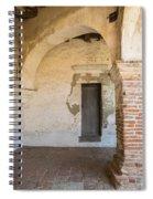 San Juan Capistrano Vi I I Spiral Notebook