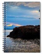 San Juan Dreaming Spiral Notebook