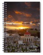 San Juan Sunrise Spiral Notebook