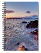 San Juans Serenity Spiral Notebook