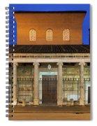 San Lorenzo Fuori Le Mura Spiral Notebook