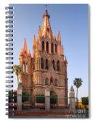 San Miguel De Allende, Mexico Spiral Notebook