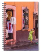 San Miguel Shop Spiral Notebook