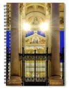 San Paolo Fuori Le Mura Spiral Notebook