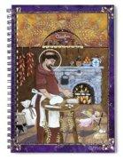 San Pascual Spiral Notebook