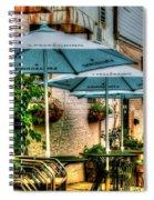 San Pellegrino Spiral Notebook