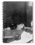 S�ance, C1925 Spiral Notebook