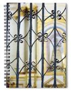 Sanctuary Atotonilco Spiral Notebook