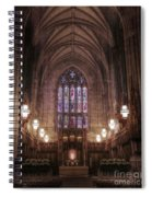 Sanctuary Spiral Notebook