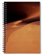 Sand Dunes 195 Spiral Notebook
