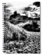 Sand In Ma Shoes Spiral Notebook
