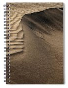 Sand Pattern Abstract - 2 Spiral Notebook
