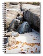 Sand Pyramids Spiral Notebook