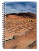Sand Waves  Spiral Notebook