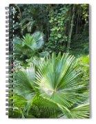 Sandals Royal Plantation Greenery Spiral Notebook
