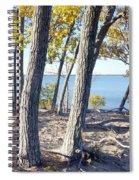 Sandbanks Provincial Park Spiral Notebook