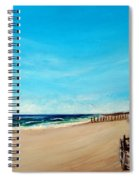 Sandbridge Virginia Beach Spiral Notebook