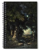 Sandersons Brook Spiral Notebook