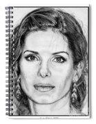 Sandra Bullock In 2005 Spiral Notebook