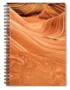 Sandstone 3d Spiral Notebook