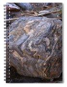 Sandstone Boulder Spiral Notebook