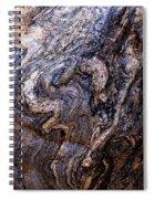 Sandstone Boulder Detail Spiral Notebook