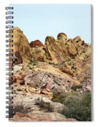 Sandstone  Spiral Notebook
