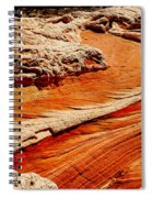 Sandstone Highway Spiral Notebook