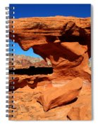 Sandstone Landscape Spiral Notebook