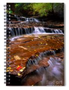 Sandstone Ledge Spiral Notebook