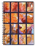 Sandstone Sunsongs Golden Oldies Photo Assemblage Spiral Notebook