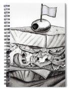 Sandwich Spiral Notebook