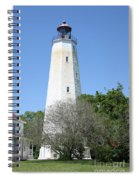 Sandy Hook Lighthouse II Spiral Notebook
