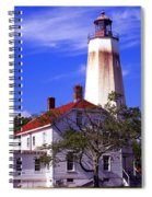 Sandy's Mark Spiral Notebook