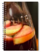 Sangria Spiral Notebook