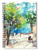 Sanlucar De Barrameda 01 Spiral Notebook