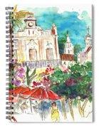Sanlucar De Barrameda 03 Spiral Notebook
