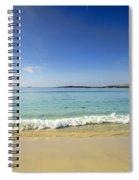 Sanna Bay Ardnamurchan Peninsula Spiral Notebook