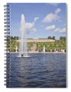 Sanssouci Park Potsdam Spiral Notebook