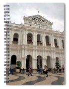 Santa Casa Da Misericordia Spiral Notebook