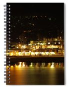 Santa Cruz Spiral Notebook