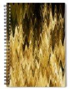 Santa Fe Grasses G Spiral Notebook