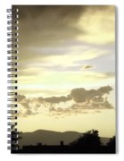 Santa Fe Sunset Spiral Notebook