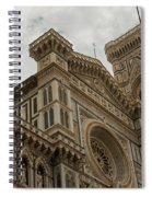 Santa Maria Del Fiore - Florence - Italy Spiral Notebook