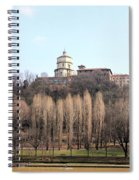 Santa Maria Del Monte Church Spiral Notebook