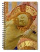 Santa Trinita Altarpiece Spiral Notebook
