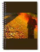 Santa's Early? Spiral Notebook