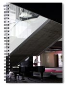 Sants Lobby Spiral Notebook