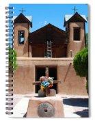 Santuario De Chimayo 2 Spiral Notebook